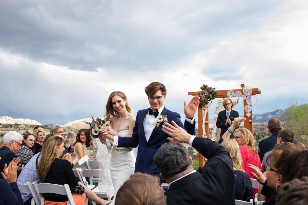 Spring Colorado Wedding at the Manor House