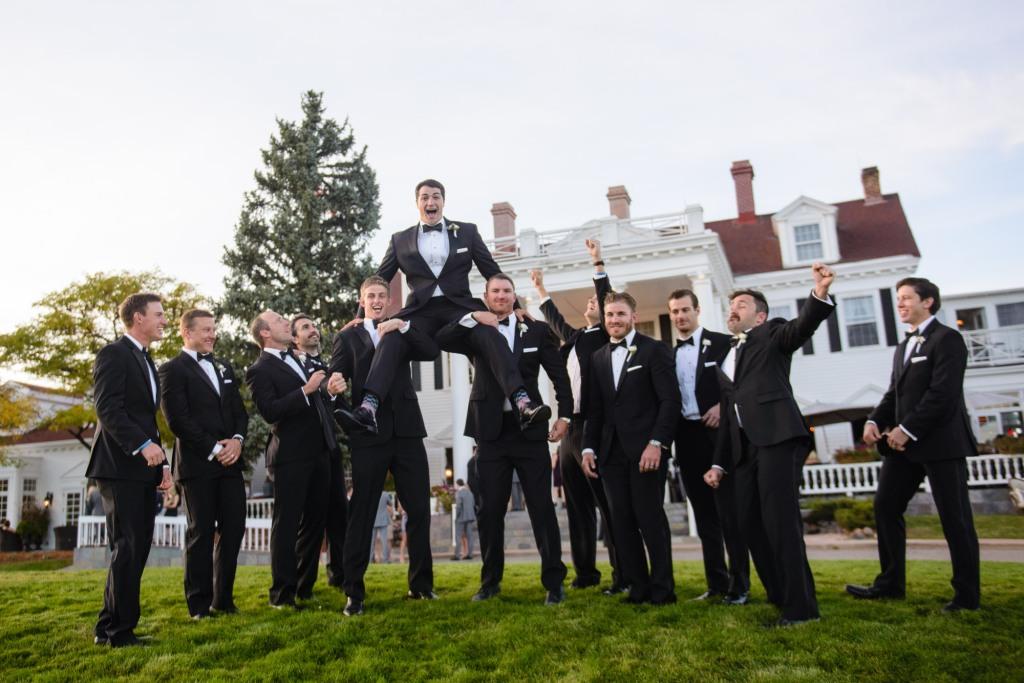 Manor House Wedding Photo