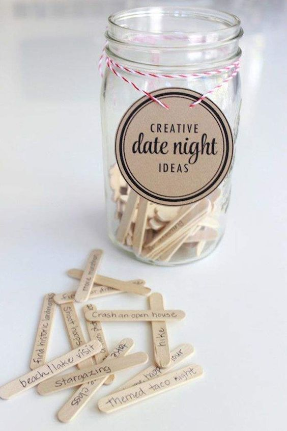 The Best 100+ Unusual Romantic Date Night Ideas At Home Image ...
