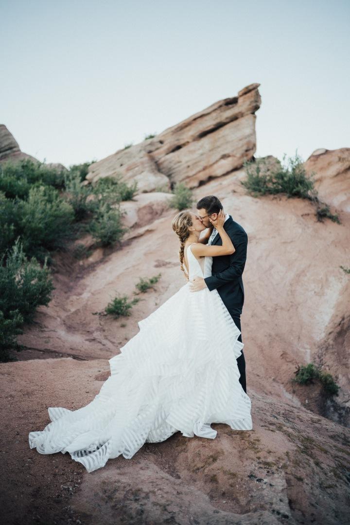 Hannah and Evan