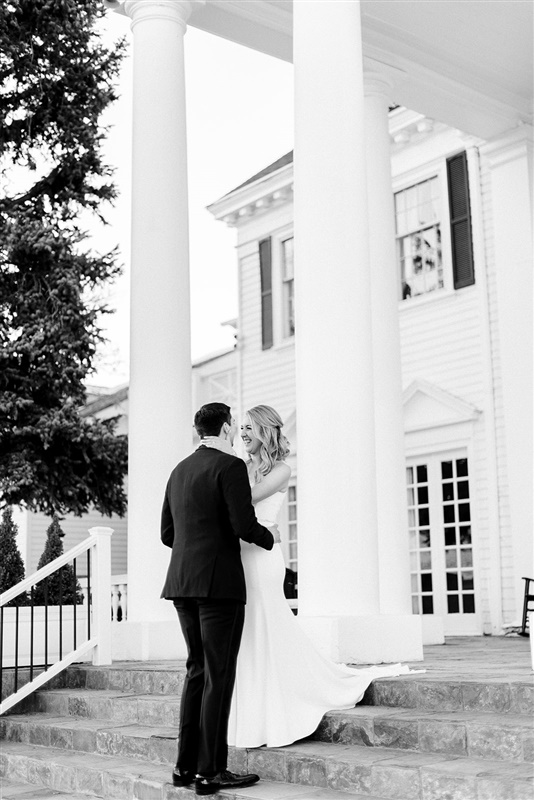 Alex & Brad | The Manor House